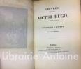 Les Feuilles d'automne. . Hugo (Victor).