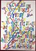 """""""Encore un printemps de passé"""". Voeux pour 1994 de la Galerie Maeght.. Cortot (Jean). Apollinaire (Guillaume)"""