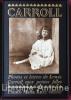 Photos et lettres de Lewis Carroll aux petites filles. réunies et traduites par Henri Parisot. Préface de Jean Gattégno.. CARROLL (Lewis)