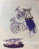 Un mannequin sur le trottoir. Remarques au pinceau de Pierre Alechinsky. . CAILLOIS (Roger). ALECHINSKY (Pierre)