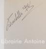 Tarabella sculpteur. Texte de André Parinaud.. TARABELLA