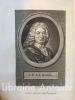 Oeuvres. Volume 1 : Notice sur la vie et les oeuvres de Le Sage par J. B. B. Audiffret. Préface de Le Sage à l'édition de 1726.  Le Diable boiteux ...