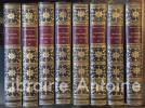 La Vie privée des anciens. Les Peuples dans l'antiquité (deux volumes :  L'Egypte et l'Asie. La Grèce et l'Italie). La famille dans l'antiquité (deux ...
