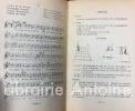 Fêtes et saisons : Chants harmonisés. Paroles de René Duvillard. Danses pour enfants, jeunes filles, garçons, jeunes gens, mixtes, explications de M. ...