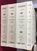 Le Trésor du bibliophile romantique et moderne 1801-1875. Edition revue, corrigée et augmentée.. CARTERET (Léopold)