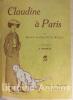 Claudine à Paris. Illustrations de Roubille.. COLETTE WILLY. ROUBILLE (Auguste)