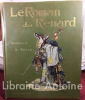 Le Roman de Renard. Illustrations de A. Vimar. Introduction de M.L. Tarsot.. [ROMAN DE RENARD] VIMAR (Auguste)