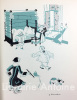 Le Médecin malgré lui. Comédie. Illustrations de Jacques Touchet.. MOLIERE (Jean-Baptiste Poquelin, dit). TOUCHET (Jacques)