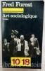 Art sociologique. Vidéo. [Recueil de textes de divers auteurs, partiellement extraits de diverses revues, 1972-1976]. FOREST (Fred).