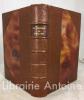 La Chanson de Roland publiée d'après le manuscrit d'Oxford et traduite par Joseph Bédier de l'Académie Française.. [CHANSON DE ROLAND] BEDIER (Joseph)
