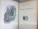 Poèmes et récits. Edition illustrée de quarante-cinq dessins de Myrbach gravés par Florian.. COPPEE (François). MYRBACH (Felician)