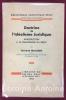 Doctrine de l'idéalisme juridique. Introduction à la philosophie du droit.. MALLIEUX (Fernand)