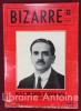 Numéro spécial de la revue Bizarre consacré à Raymond Roussel. (n° 34/35 du 2ème trimestre 1964).. [ROUSSEL (Raymond)] Revue BIZARRE