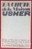 La Chute de la Maison Usher. Traduction de Ch. Baudelaire. Dessins de Combet-Descombes.. POE (Edgar-Allan) COMBET-DESCOMBES (Pierre)
