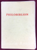 Philobiblion. Memento du bibliophile. Guide alphabétique de l'édition et des arts graphiques. Préface de Yves Gandon.. [BIBLIOPHILIE] NEUMAYER (Henri)