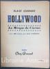 Hollywood. La Mecque du Cinéma avec 29 dessins par Jean Guérin. CENDRARS (Blaise). GUERIN (Jean).