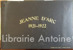 Album photographique de la Jeanne d'Arc 1921-1922. [MARINE]
