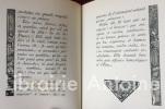 La Patience de Griseledis. Illustratrions de P. A. Moras.. GOURMONT (Rémy de). MORAS (Paul Albert)
