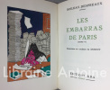 Les Embarras de Paris (Satire VI). Illustrations en couleurs de Dubout.. BOILEAU-DESPREAUX (Nicolas). DUBOUT (Albert).