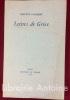 Lettres de Grèce publiées par Jacques Heuzey avec des notes comprenant une lettre inédite.. FLAUBERT (Gustave)