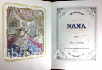 Nana. Eaux-fortes de Chas Laborde.. ZOLA (Emile). CHAS LABORDE
