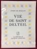 Vie de Saint Delteil avec un portrait par Mariete Lydis.. RICHAUD (André de). LYDIS (Mariette).