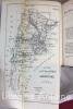 En Argentine. De la Plata à la Cordillère des Andes avec une carte de la République argentine. . HURET (Jules)