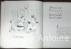 Six portraits gastronomiques. Six dessins de Dugo.. CURNONSKY. DUGO