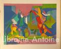 Jacques Villon ou l'art glorieux.. ELUARD (Paul). RENE-JEAN