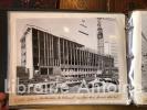 Lot de 46 photographies anciennes montrant la construction et l'aménagement du Centre Hospitalier Universitaire de Créteil, aujourd'hui le CHU Henri ...