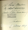 Dingley l'illustre écrivain. Eaux-fortes de Charles Huard.. THARAUD (Jérôme et Jean). HUARD (Charles)