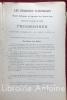 Les esquisses d'admission à l'école nationale et spéciale des Beaux-Arts. Section d'architecture et mathématiques. années 1913, 1918, 1920, 1925, ...