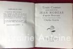 Trois Contes. Version inédite de feu Jean Moréas d'après Boccace ornée de six compositions par monsieur Charles Guérin gravées au burin par monsieur ...