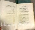 Ephémérides militaires depuis 1792 jusqu'en 1815; ou anniversaires de la valeur française par une société de militaires et de gens de lettres. Avril, ...