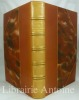 Lettres d'amoureuses. Les Héroïdes. Traduction de G. Miroux. Illustrations de Manuel Orazi gravées sur bois par Perrichon.. OVIDE. ORAZI (Manuel).