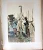 Costumes et Coutumes d'Alsace.. LAUGEL (Anselme). SPINDLER (Charles)