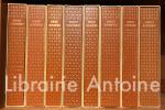 Oeuvres illustrées. Tome I. Le Vieil Homme et la Mer suivi de En avoir ou pas. Introduction de Jean Dutour.  Lithographie originale en frontispice de ...