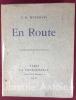 En Route. Illustrations de Malo Renault.. HUYSMANS (Joris-Kars). MALO-RENAULT (pseudonyme de Émile Auguste Renault)