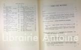 La Grande invention de l'écriture et son évolution. Texte - Documentation et Index - Planches.. COHEN (Marcel)