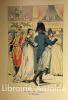 Les Modes de Paris.Variations du goüt et de l'esthétique de la femme 1797-1897. Illustrations originale de François Courboin. UZANNE (Octave). ...