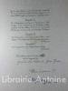 Sommer. Vier Lithographien zu den Gedichten von Adolf von Hatzfeld. Mit einen Vorwort von René Schickele und einer Einführung in der Laurencin Werk ...