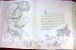 La Comédie animale. Ombres des Dieux. Gravures originales d'Odette Denis.. DEMAISON (André). DENIS (Odette)