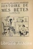 Histoire de mes bêtes. Illustrations de Henry Morin.. DUMAS (Alexandre). MORIN (Henry)
