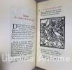 Les Oeuvres de François Villon de Paris contenant les Lais, le Testament, les Ballades et les Poésies.. VILLON (François)