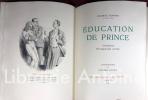 Education de Prince. Comédie en quatre actes. Lithograhies de Lucien Jonas.. DONNAY (Maurice). JONAS (Lucien)