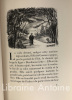 Genitrix. 19 lithographies de Paulette Humbert.. MAURIAC (François). HUMBERT (Paulette).