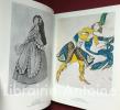 Léon Bakst. Esquisses de décors et de costumes. Arts graphiques, peintures.. [BAKST (Léon)]