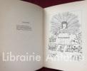Flora. Suite de dessins de Pamela Bianco agrémentée de quatrains par René Chalupt.. BIANCO (Pamela). CHALUPT René).