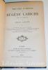 Théâtre complet avec une préface par Emile Augier. Un chapeau de paille d'Italie -Le Misanthrope et l'Auvergnat -Edgar et sa bonne -La Fille bien ...