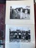 Lot de seize photographies prises à l'occasion de la visite du roi des Belges Baudouin à Elisabethville (aujourd'hui Lubumbashi) au Congo belge en ...